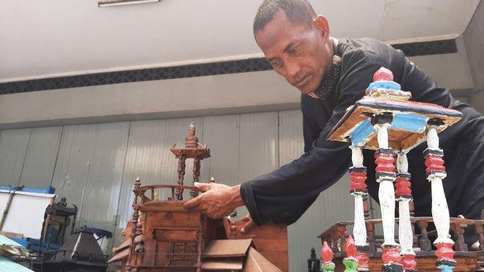 Suwarso Sulap Limbah Kayu Jadi Karya Seni Bernilai Jual