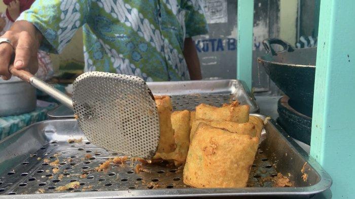 Martabak Pasar Pathuk ini Sempat Viral, Seperti Apa Keunikannya?