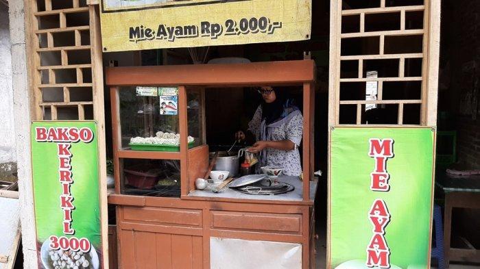 Icip-icip Mie Ayam Super Murah Seporsi Hanya Rp 2 ribu