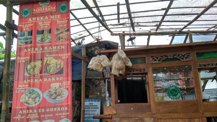 Menjajal Mie Ayam Hingga Ramen di Balai Yasa