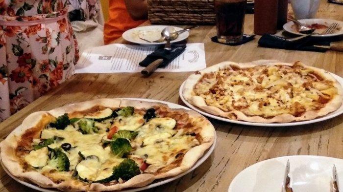 13 Tahun Nanamia Pizzeria, Mampu Bertahan di Tengah Pandemi