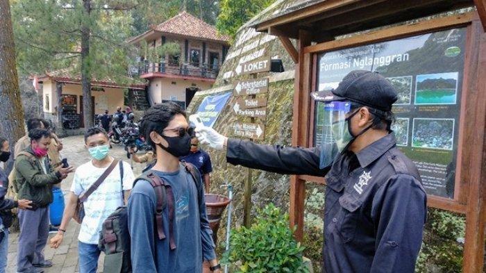Minat Pelaku Wisata Gunungkidul untuk Vaksinasi Masih Rendah