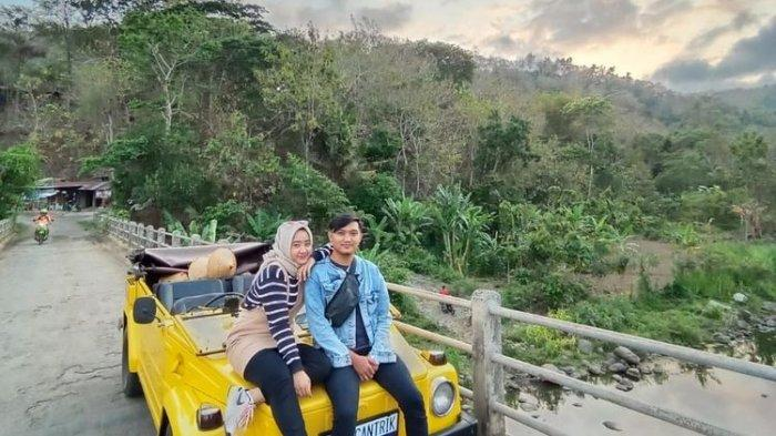 Susur Desa Naik VW Safari di Omah Cantrik Kulon Progo
