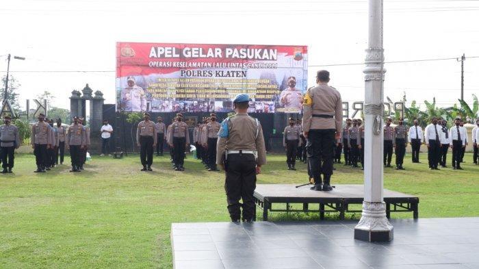 Ratusan Personel Diterjunkan Amankan Operasi Keselamatan Candi di Klaten