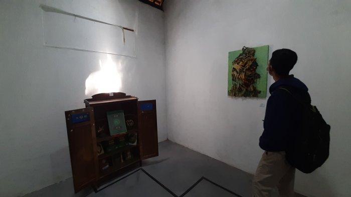 Ekspresi Penyesuaian Proses Kehidupan Perupa dalam Pameran Seni Rupa 'Hidup 1'