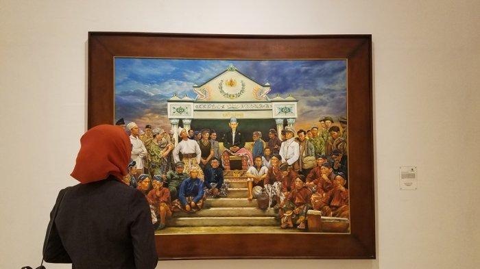 Pameran 'Tahta untuk Rakyat, Sri Sultan Hamengku Buwono IX'