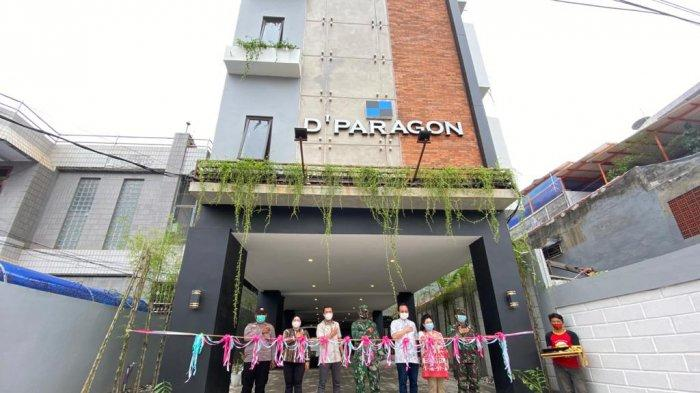 D'Paragon Resmikan Gedung Baru di Jakarta