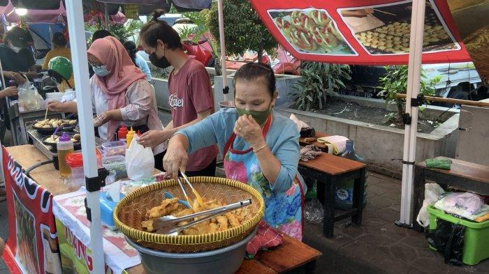 Ngabuburit di Pasar Ramadan GOR Klebengan