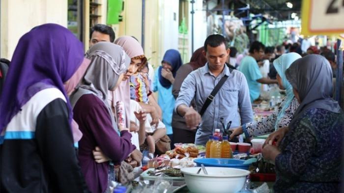 Satpol PP Kota Yogya Bakal Bubarkan Kerumunan Buka Bersama dan Pasar Sore Ramadan
