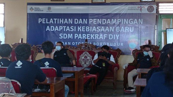 Pengelola Wisata Desa Wisata Ngargosari Kulon Progo Ikuti Pelatihan dan Pendampingan CHSE