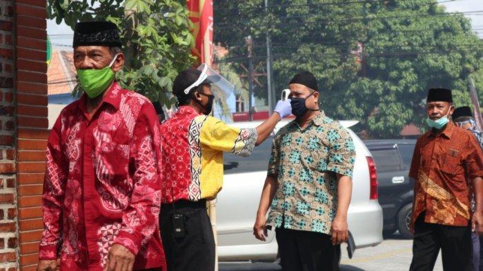 Ratusan Pelaku Usaha Jasa Pariwisata di Kota Yogyakarta Tekah Terverifikasi Prokes