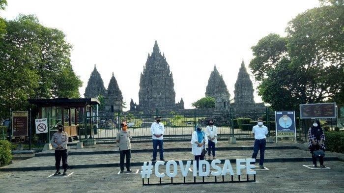 Perlu Rekomendasi untuk Buka Kembali Candi Borobudur, Prambanan, dan Ratu Boko