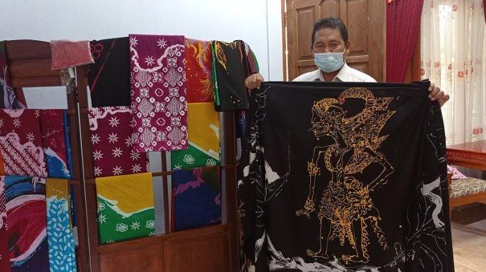 Primadana Batik Lahir di Tengah Pandemi Virus Corona