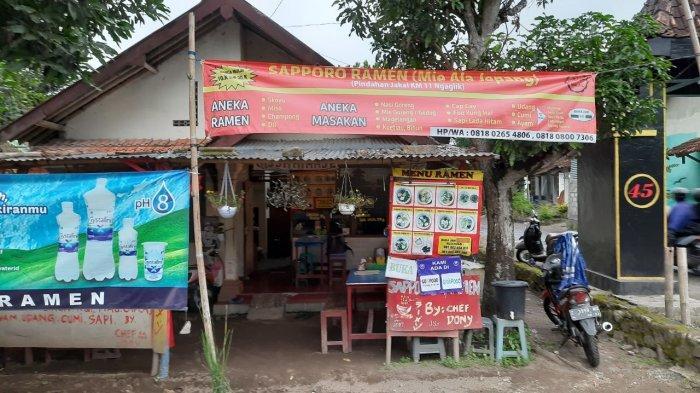Ini Dia Kedai Ramen Pertama di Yogyakarta, Sapporo Ramen