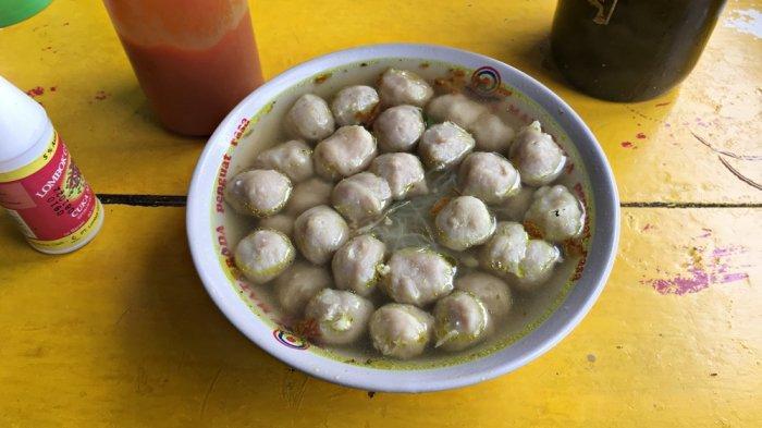 Soto Bakso Pak Rohman, Kuliner Unik di Jogja Selatan