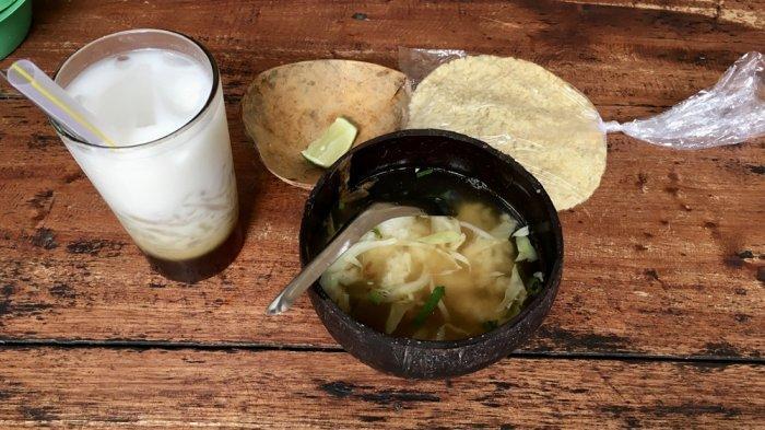 Unik, Ibu Hamil Bisa Makan Gratis di Warung Soto Batok dan Dawet Kalasan Bu Yuni