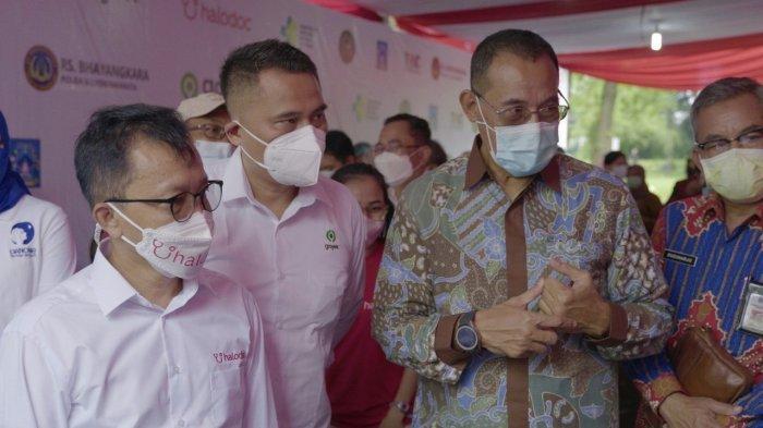 Sasar Pelaku Wisata, Halodoc Pastikan Buka Pos Layanan Vaksinasi Covid-19 Dua Kali di Sleman