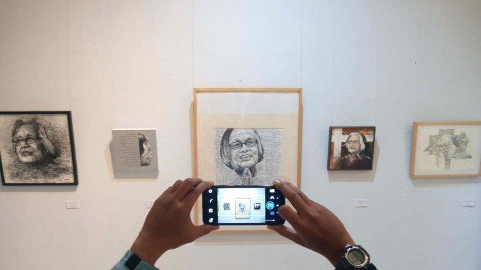 Kenang Sosok Jakob Oetama, Bentara Budaya Yogyakarta Gelar Pameran Seni Rupa Virtual