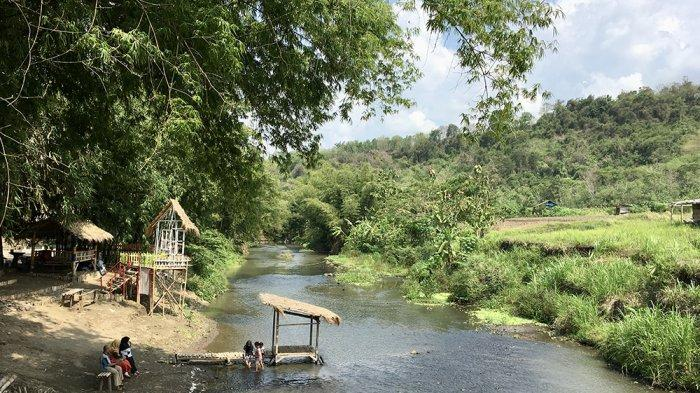 Menyambangi Taman Nggirli, Bekas Kolam Lele yang Disulap Jadi Taman Bermain Anak