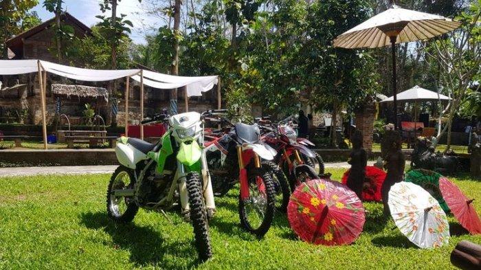 Wisata Naik Motor Trail dan Jeep Menjelajah Borobudur Masih Stagnan