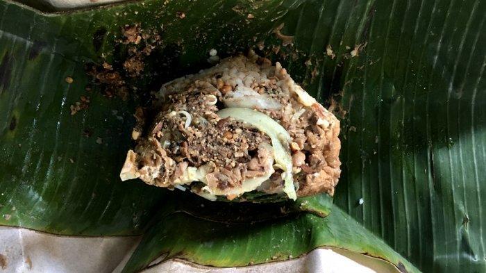 Nasi Tumpang Pak Suprih, Kuliner Super Sederhana yang Diburu Orang