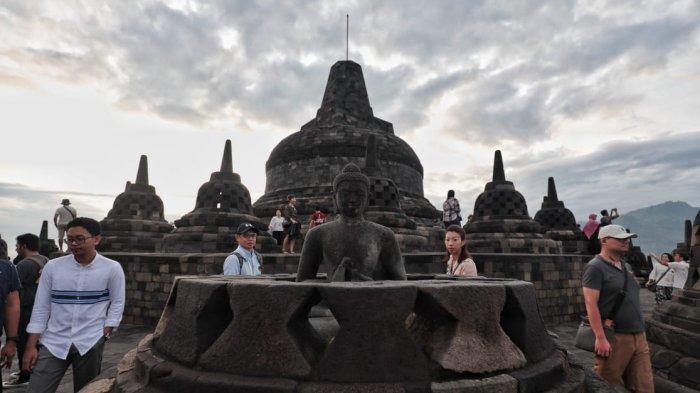 Wisata Candi Borobudur Akan Hadirkan Teknologi Augmented Reality