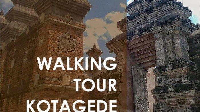 Walking Tour Bersama Eksperia.ID, Jalan-Jalan Sambil Olahraga