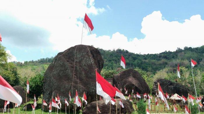 Menilik Watu Gendong, Harta Karun Tersembunyi di Beji Ngawen