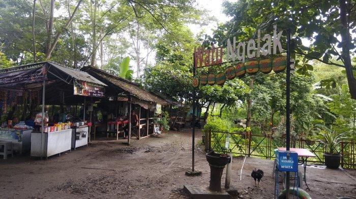 Mengunjungi Desa Wisata Puton 'Watu Ngelak' Tempat Persinggahan Sultan Agung