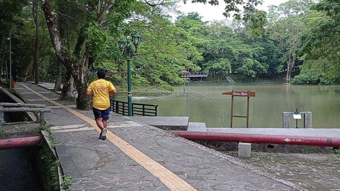Menikmati Suasana Alam yang Cantik di Wisdom Park UGM