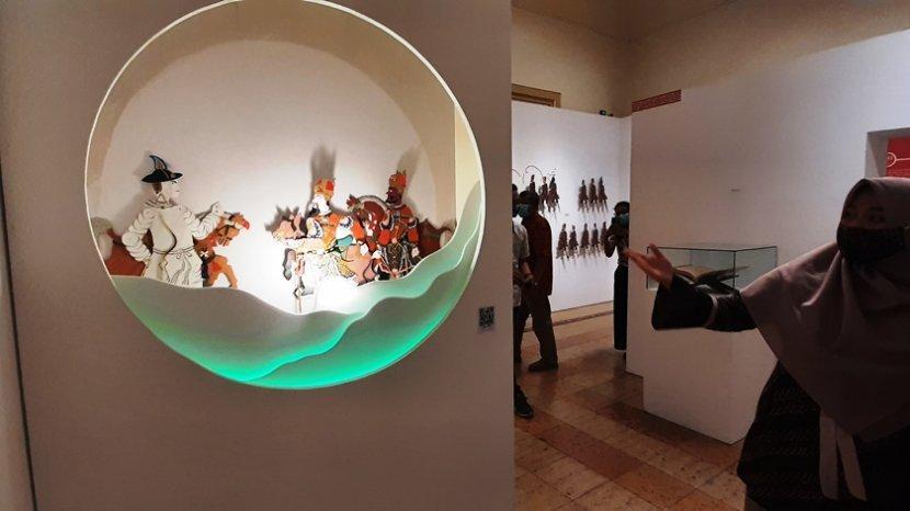 """Pameran Temporer """"Harmoni Cina-Jawa dalam Seni Pertunjukan"""" digelar di Museum Sonobudoyo"""