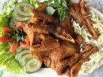 Nikmatnya Ayam Goreng Bacem Bu Tini, Resep Turun Temurun Sejak 50 Tahun Lalu