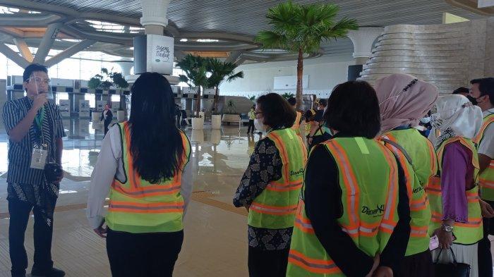 PT Angkasa Pura I Luncurkan Airport Education Tour Discover YIA
