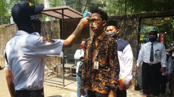 Gelar Sosialisasi dan Simulasi, Al Azhar Yogyakarta Boarding School Siap Sambut New Normal