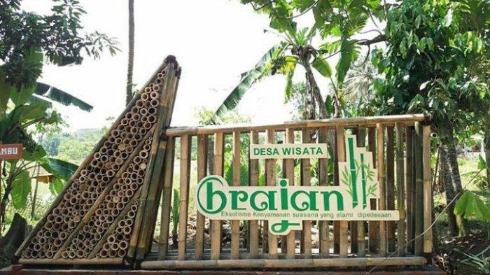 Fasilitas, Waktu Hingga Hal Menarik di Desa Wisata Brajan, Sentra Kerajinan Bambu di Sleman DIY