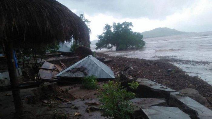 Ini Kata Pakar UGM Tentang Banjir Bandang NTT, Pengelolaan DAS di Pulau Kecil Perlu Diperhatikan