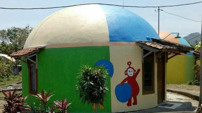 Asal Muasal Desa Wisata Rumah Domes, Berawal Dari Bencana Hingga Bantuan Pihak Luar