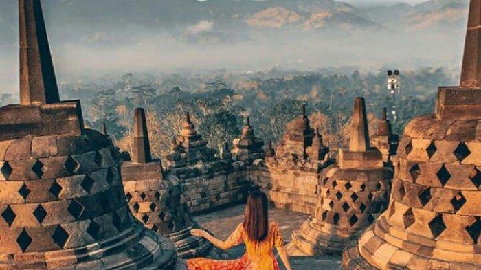 PT TWC Tetapkan SOP Pencegahan Corona di Destinasi Borobudur, Prambanan dan Ratu Boko