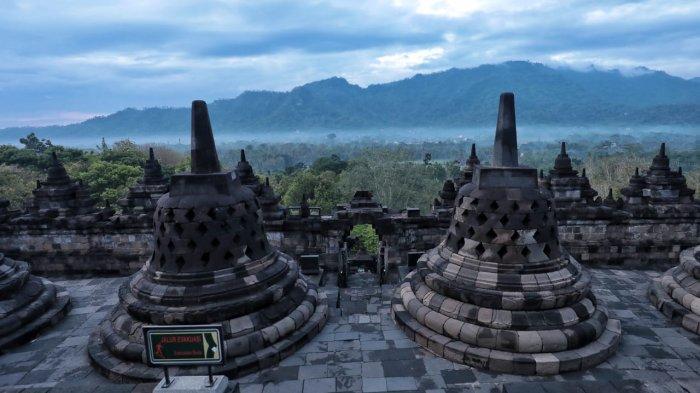 Makna Tingkatan dari Candi Borobudur, dari Kamadhatu hingga Arupadhatu