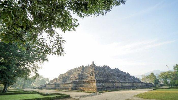 Corona Belum Reda, TWC Lanjutkan Penutupan Kawasan Wisata Candi Borobudur, Prambanan dan Ratu Boko