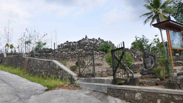 Candi Risan di Gunungkidul, Candi Buddha yang Dibangun Sekitar Abad 9