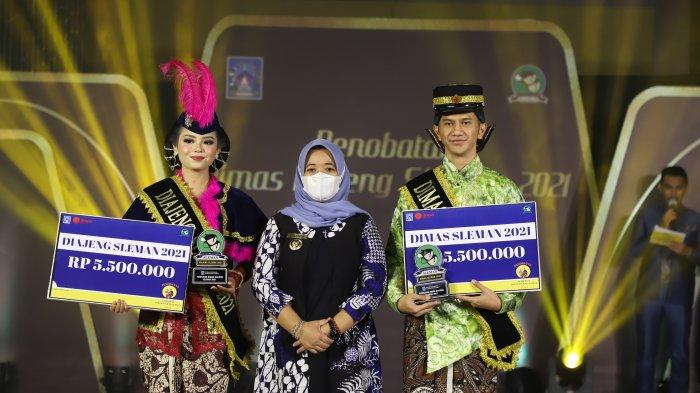 Dimas Diajeng Sleman 2021 Dituntut Aktif Mengembangkan Pariwisata di Kabupaten Sleman