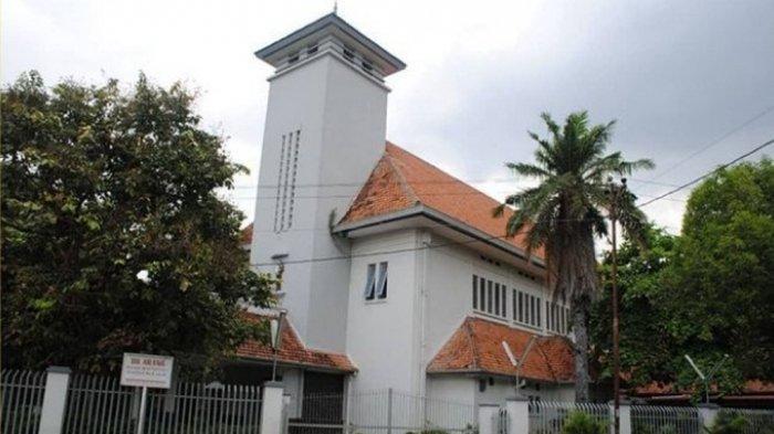 Sejarah Berdirinya Gereja Katolik Santo Antonius Padua Kotabaru