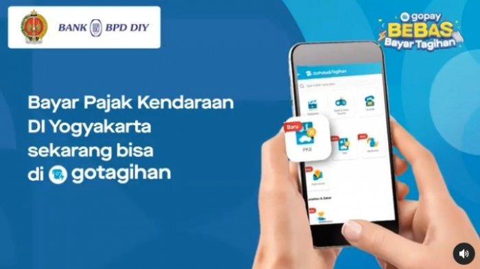 Mudahnya Bayar Pajak Tahunan Kendaraan di D.I Yogyakarta melalui Aplikasi Gojek