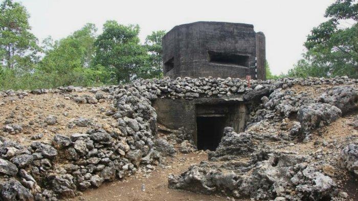 Intip Gua-gua Peninggalan Jepang yang Digunakan untuk Pengintaian hingga Gudang Amunisi