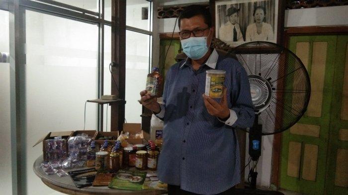 Gula Cair Buatan Warga Klaten, Terinspirasi dari Manisnya Industri Gula Masa Lalu