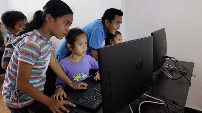 HP Dukung 10.000 Anak Muda Kembangkan Keterampilan Masa Depan