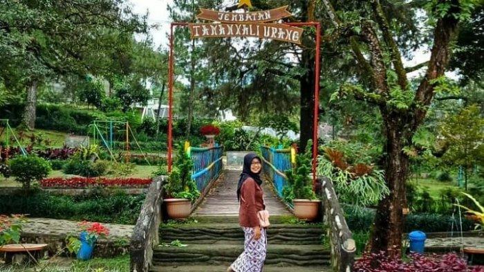 Taman Kaliurang, Wisata Bermain di Kaki Gunung Merapi