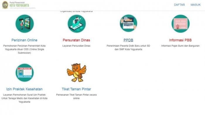 Warga Kota Yogyakarta Dapat Mengecek Tagihan PBB Melalui Jogja Smart Service (JSS)