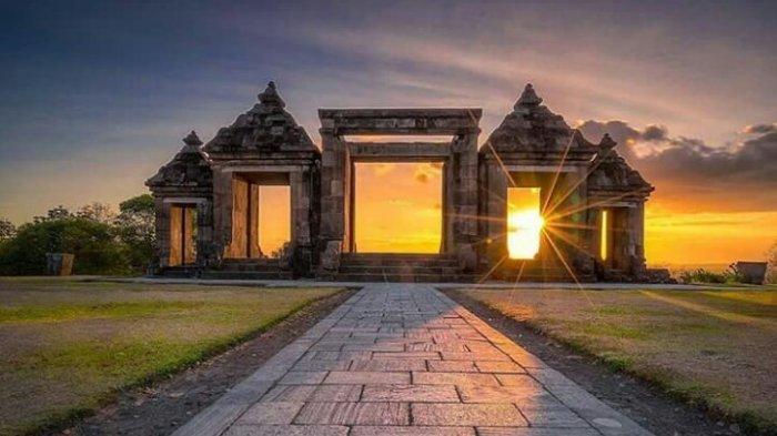 Ngabuburit Sambil Menikmati Senja di Candi Prambanan dan Ratu Boko Hanya Rp 65 ribu